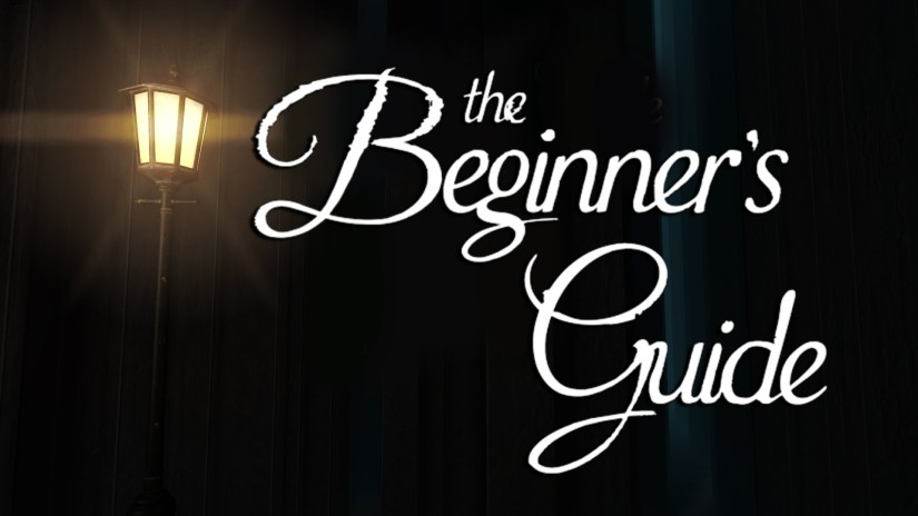 The Death of the Author in The Beginner's Guide